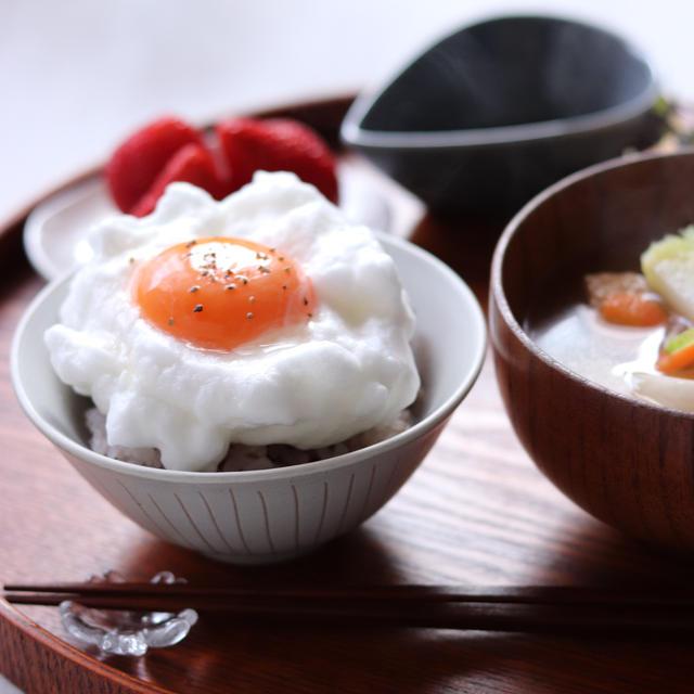 卵焼きさん必見の卵かけご飯