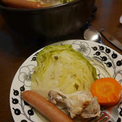 お野菜と手羽元のポトフ