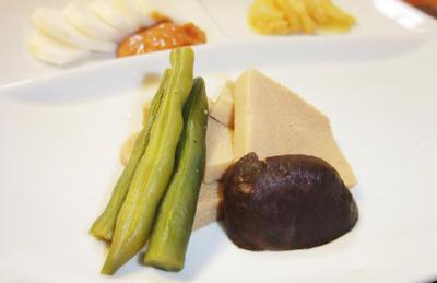 美味しい高野豆腐の煮物