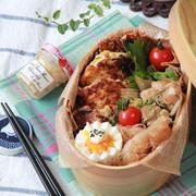 【糖質オフ】豆腐とひき肉のお好み焼き弁当~Tofu Okonomiyaki bento
