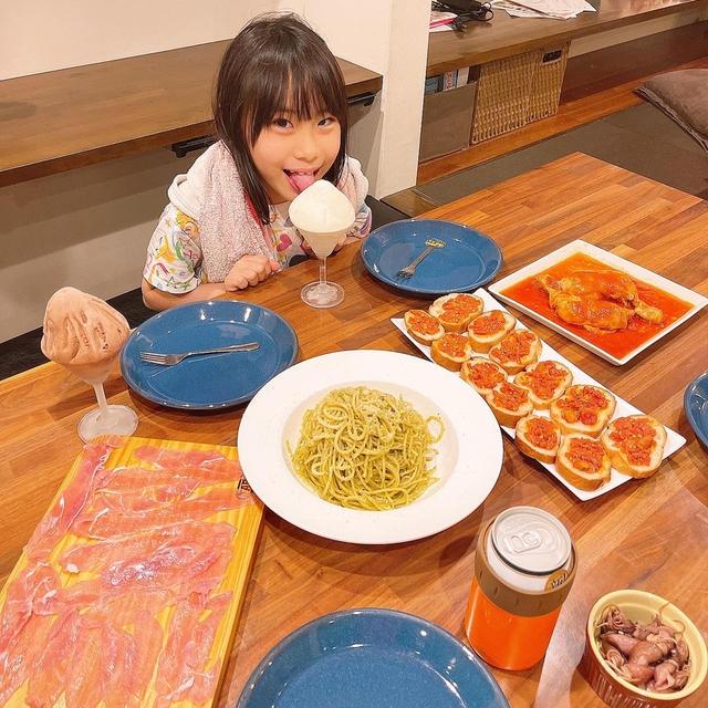晩御飯はイタリアンです‼️