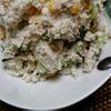 雪花菜サラダ