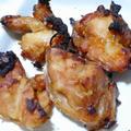 ノンフライ鶏肉のから揚げ
