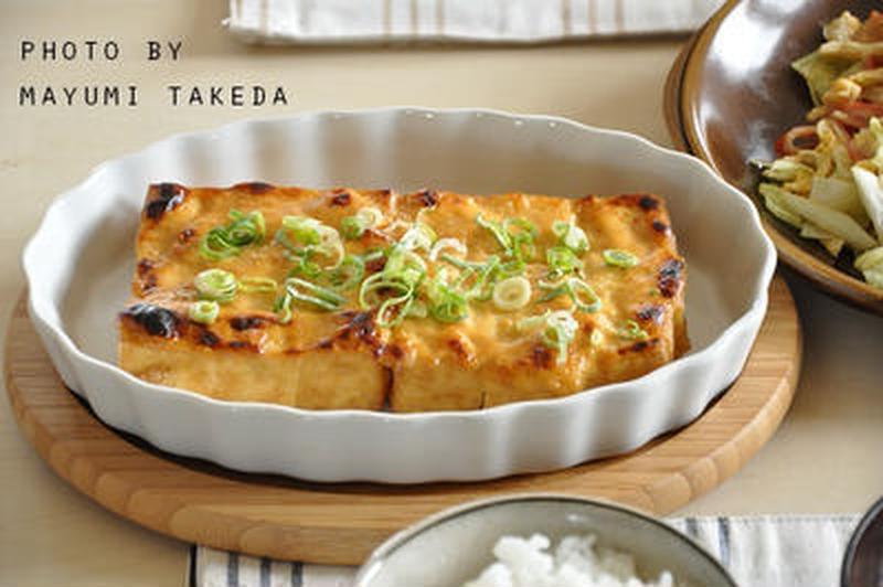 トースターでかんたん!身近な食材で作る「マヨ焼き」があと一品に便利です♪