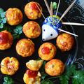 ほくほくころころ♪じゃがいも入りたまご焼き スペイン風トルティージャ by 青山 金魚さん