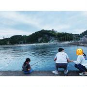 7歳釣り女、なかなかの腕前に親バカ全開。家族で釣りは楽しすぎる件
