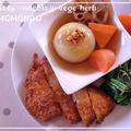 丸ごと玉葱スープのプレートランチ☆スパイシー八角風味☆ by MOMONAOさん