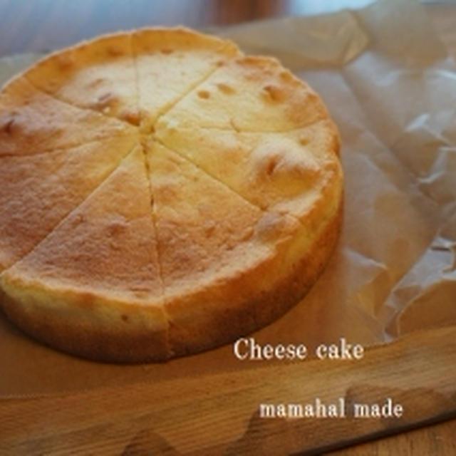 ちょこっとチーズケーキ