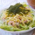 海ぶどうサラダ寿司