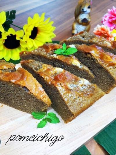 【ホットケーキミックスde簡単】マシュマロカプチーノケーキ(*≧艸≦)