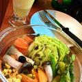 ケッパーの温野菜サラダ ~ 野菜をもりもり食べる‼ by mayumiたんさん