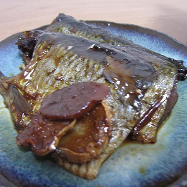 【レシピ】身欠きにしんの生姜煮