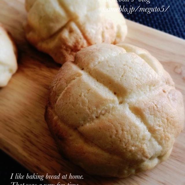 メロンパン(Ririちゃんの)と甘酒酵母のプルマン