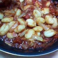トマトとチーズのニョッキ~レシピブログ
