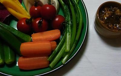 野菜たっぷり バーニャカウダ