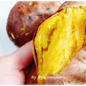 密がジュワ!まるでスイーツな焼き芋、無農薬の長崎五島産『石焼ごと芋』のお取り寄せレビュー