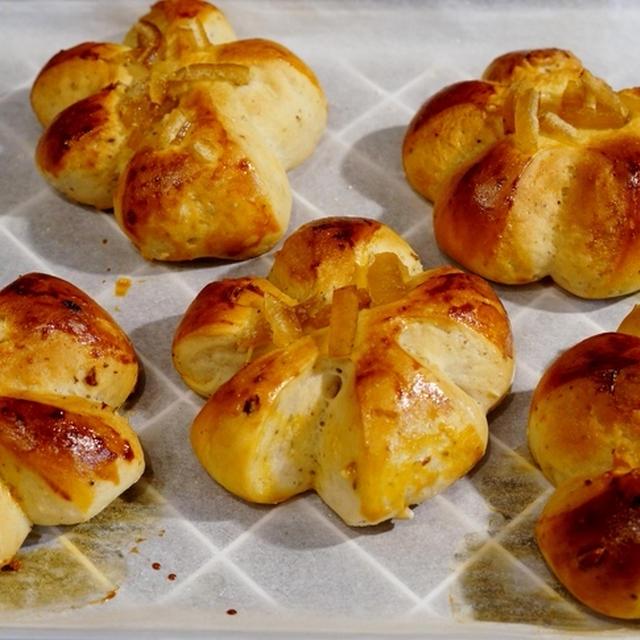 【自家製麹酵母で山の鬼胡桃入りのパン2種】のご紹介と【お知らせ】です♪