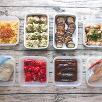 レンジで簡単・お弁当おかずの週末の作り置きレシピと常備菜レポート(2017年5月3週目)
