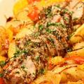 豚ヒレ肉のオーブン焼き