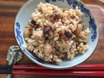 美味しいヘルシー玄米ご飯