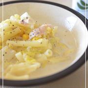とろける白菜が絶品!ほっこり温まる「ミルクスープ」5選
