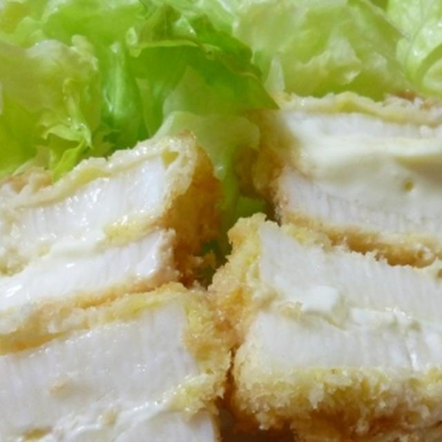 長芋&チーズのカリカリフライ♪