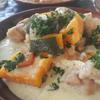 鶏肉と南瓜のマスタードクリーム煮