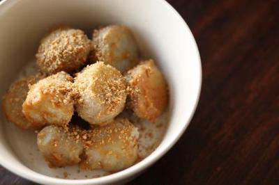 里芋の田楽味噌