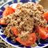 トマトとひき肉で簡単☆かな姐さんのスタミナおかず