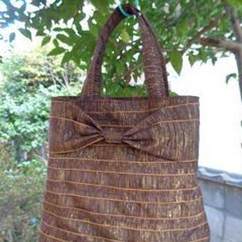 ◆畳へりバッグ②◆
