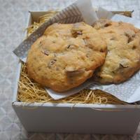 おうちでカフェ気分♡チョコチャンククッキー