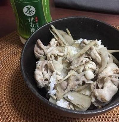 鶏の唐揚げの日の献立と≪ほうれん草とツナの柚子胡椒和え≫、アラフィフのワガママ食欲