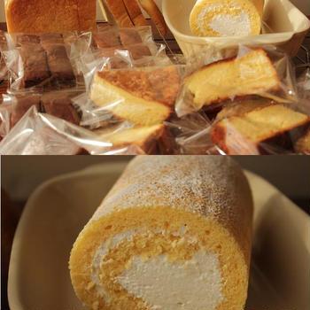 焼き菓子焼いたりパン焼いたり