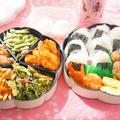 【モニター】菜の花の天ぷら~令和初のお花見弁当&キュキュットCLEAR泡スプレー