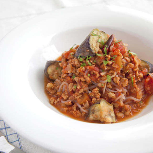 【マルコメレシピ】糖質控えめ料理!大豆のお肉としらたきでヘルシーアラビアータ