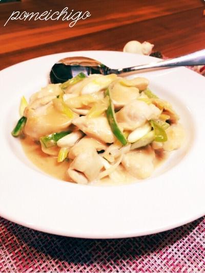 【ご飯良く合う!】鶏胸肉のオイマヨ炒め(σ´∀`)σ