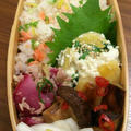 2016/11/9鮭の混ぜごはん弁当 by Junkoさん