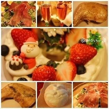 家族でクリスマス☆