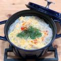 夏の残りの素麺で‼酸辣煮麺★