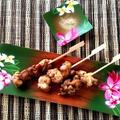タイの焼き鳥『ガイヤーン』❤︎ ありがとうございます!くらしのアンテナに掲載♪♪