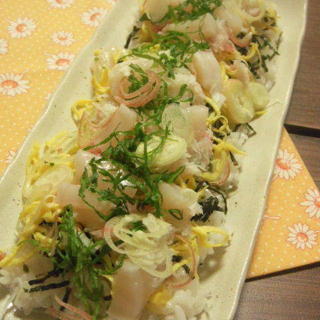 海鮮まろやか梅ちらし寿司