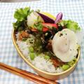 9・2 韓国海苔巻き豚弁当~♪