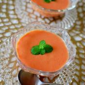 冷製トマトカレースープ〜ひんやりとスパイス香って〜