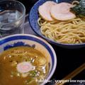 濃厚豚骨魚介つけ麺@自作ラーメン
