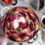 ビーツとキャベツと牛肉❤ボルシチ❤バレンタイン煮込み【#ミルフィーユ #簡単 #ボルシチ】