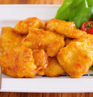 お弁当にも♪ご飯もお酒もすすむくん♪『むね肉 de 味噌バター照り焼きチキン』