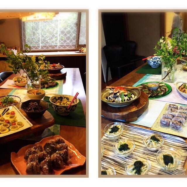 栃木産なすで お料理教室「おなすの会」①