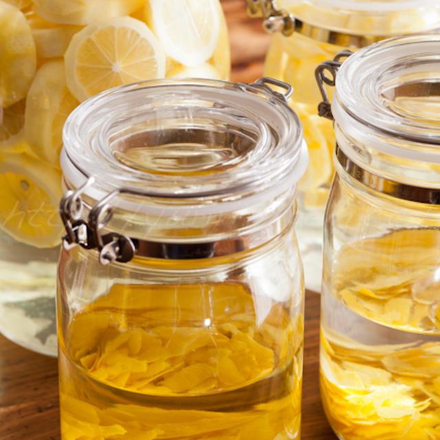 【仕込み】リモンチェッロとレモン酒
