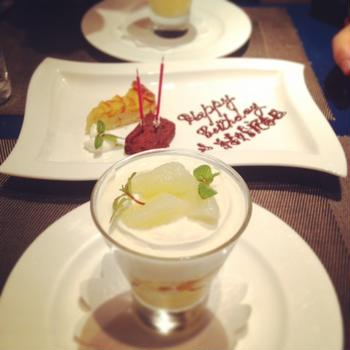 昨日は誕生日&結婚記念日でした^^/朝時間.jp連載が更新されました!