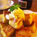冬休みの朝に♪ちょっとおしゃれな「カフェ風」ブランチレシピ5選 by みぃさん